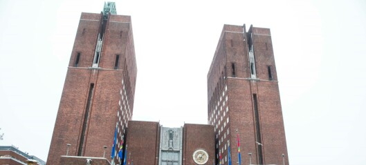 Oslo kommune må låne penger for å betale tilbake eiendomsskatt