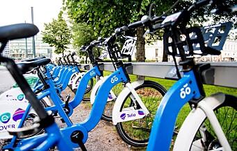 Byrådet vil gjøre Oslo til verdens første utslippsfrie storby