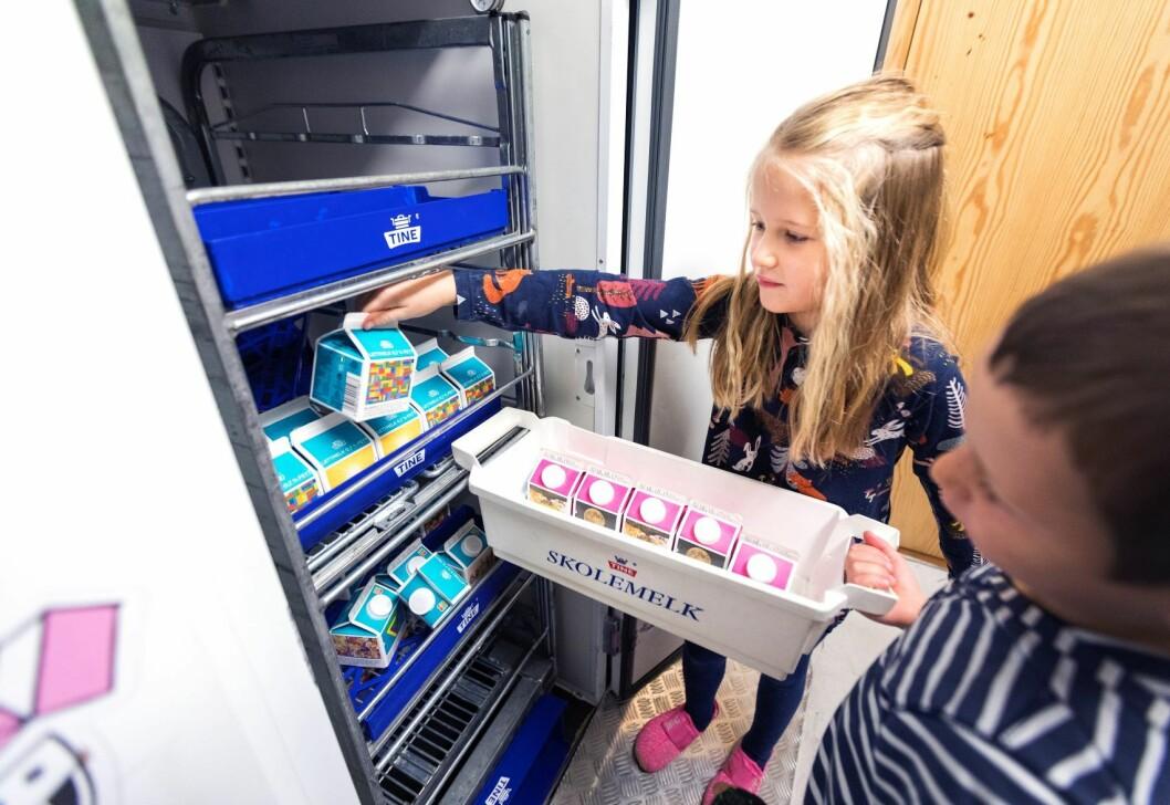 – Mange slipper en regning på 22 000 kroner for hvert barn de har i AKS, en stor «skattelette» for vanlige oslofamilier. Foto: Gorm Kallestad / NTB scanpix