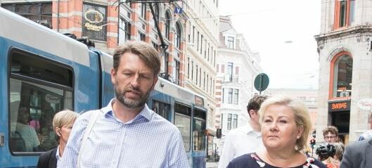 Oslo Høyres valgkampåpning: — Vil sette av 83 millioner ekstra til ungdomsskolen