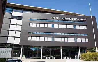 — Velkommen til Oslo, Senterpartiet. Her liker vi valgfrihet i videregående skole