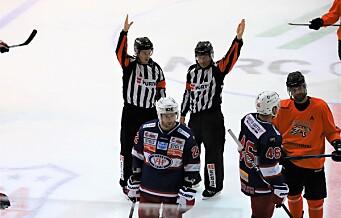 Rusten august-hockey: Skader og disiplinærstraff da VIF tok imot Frisk