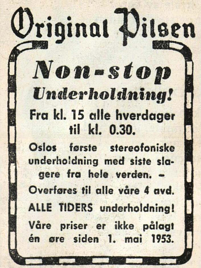 Arbeiderbladet, 1958