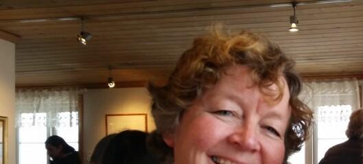 — Oslos eldre bygårder må bevares, mener Marianne Westbye (53)