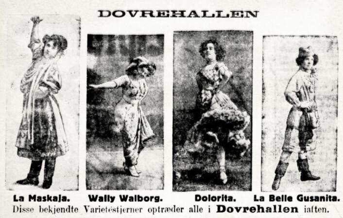 Aftenposten, 1910