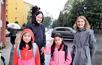 Krysset Kirkeveien og Ullevålsveien er et mareritt for elever og foreldre. En ny lysregulering skal gjøre krysset enklere å forstå