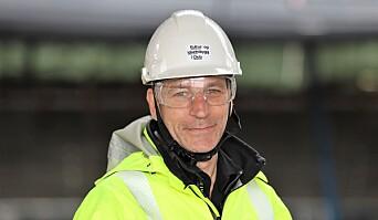— Vi er overrasket over engasjementet, sier Haakon Berg Jensen.