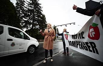 KrF vraker Frp – vil heller samarbeide med MDG i Oslo