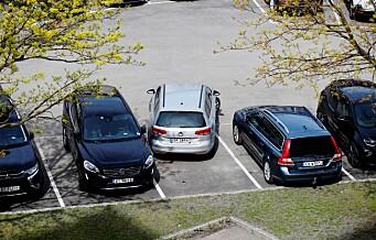 Oslo kommune gir bedrifter inntil 250.000 kroner for å fjerne parkeringsplasser