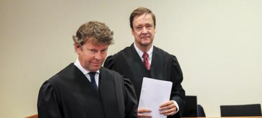 Veireno-sjef Jonny Enger dømt til ni måneders fengsel. Men VT Gruppen slipper millionbot