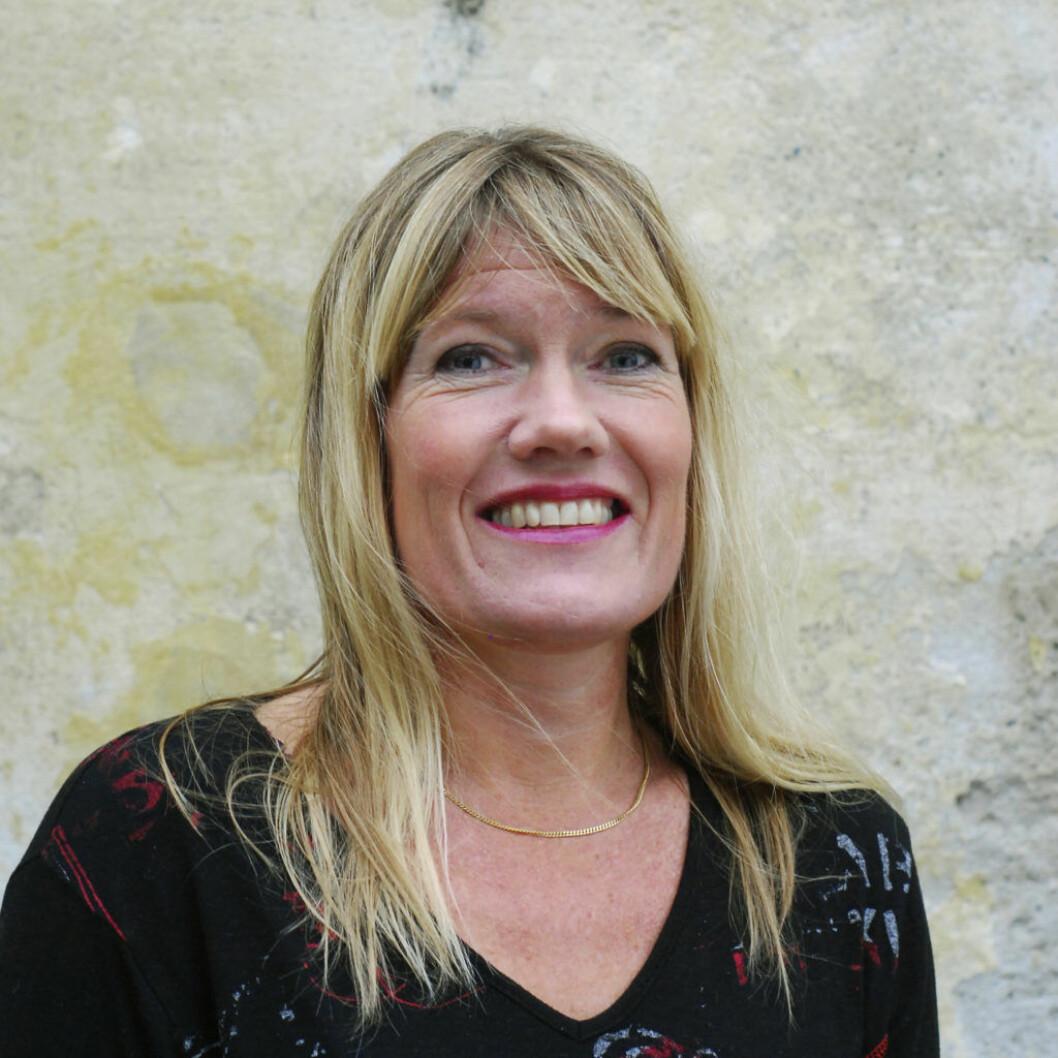 Gro Røde (54) mener utbyggingen i Oslo må fordeles mer rettferdig på de ulike bydelene. Foto: Christina Kruger