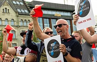 FNBs toppkandidat i Oslo: – Regjeringen bruker penger på å redde seg selv