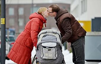 Ferske Nav-tall: Familiene til 44 prosent av alle ettåringer i Oslo får kontantstøtte