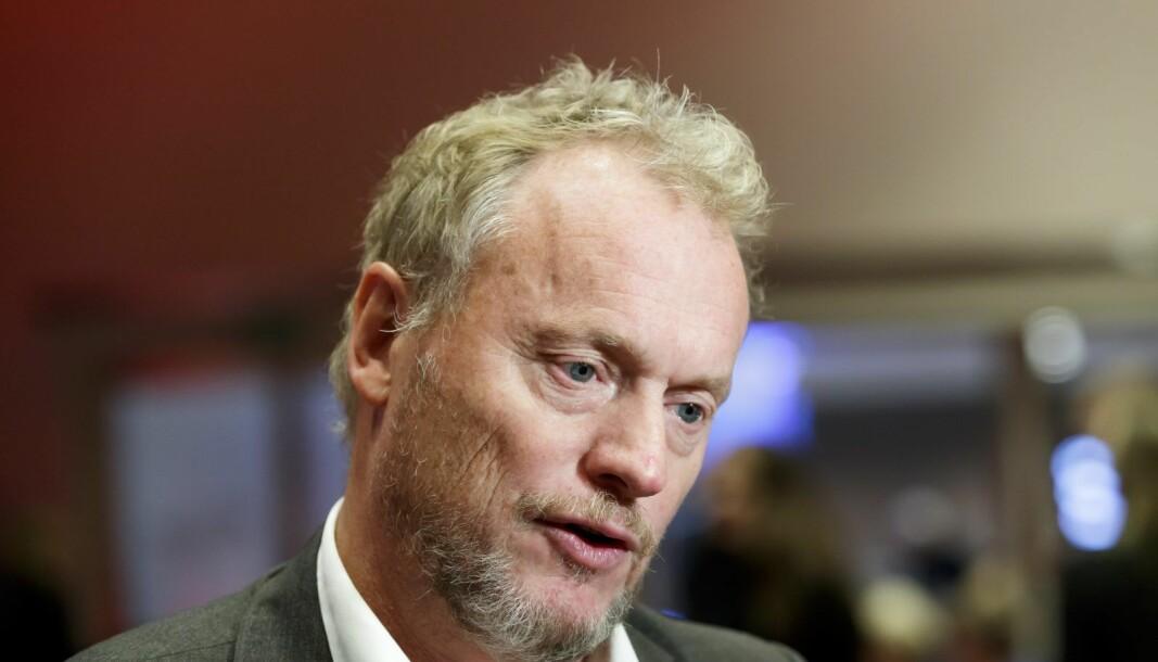 — Permitteringer vil i utgangspunktet kun flytte utgifter fra kommunen til staten, sier byrådsleder Raymond Johansen (Ap)