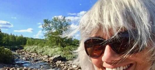 – Utbygging må ikke skje på bekostning av nærmiljøet, mener Angela Amoroso (72)