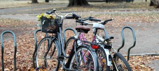Kjenner Oslos syklister trafikkreglene?