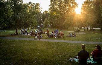 – Markagrensen beskytter naturen i marka, nå trenger vi en Parkagrense for å beskytte naturen i byen