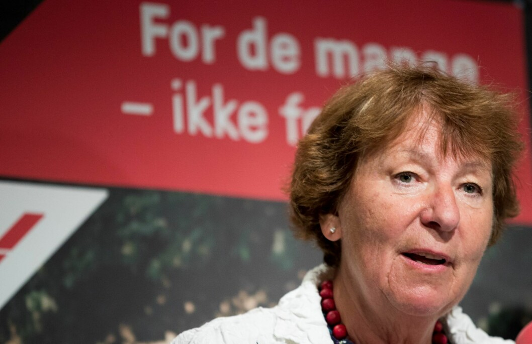 – Vi har sagt at det bompengenivået som er nå, er det utgangspunktet vi går til valg på, sier SVs ordførerkandidat Marianne Borgen til Aftenposten. Foto: Terje Pedersen / NTB scanpix