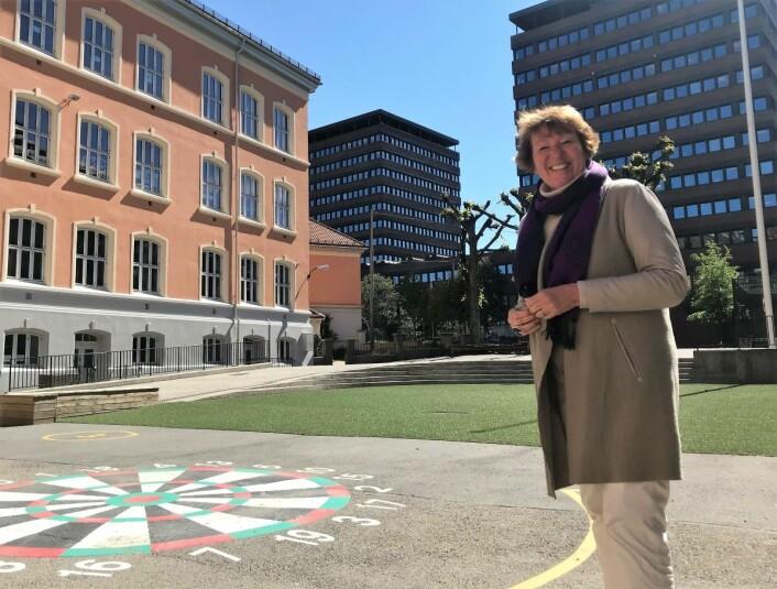 Ordfører Marianne Borgen mener det ikke vil være riktig å la SIAN demonstrere på Tøyen Torg. Foto: Oslo SV