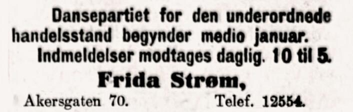 Aftenposten, 1913