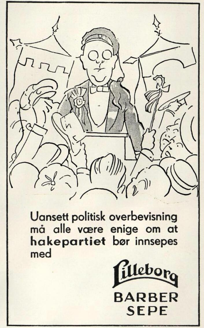 Arbeiderbladet, 1932