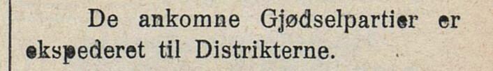 Romsdals Budstikke, 1913