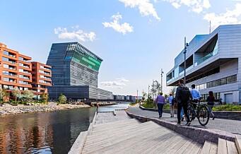 – Overturisme er ikke et problem i dag, men vi må ta høyde for at Oslo vil oppleve økt turisme fremover