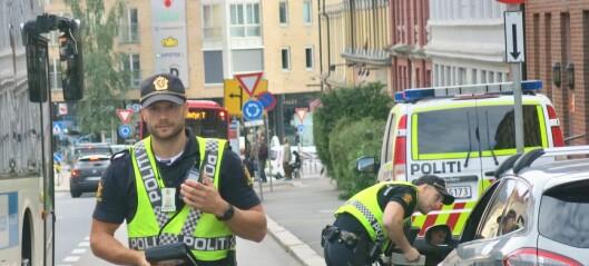 Aksjon skolestart vil trygge skoleveiene i Oslo i dag