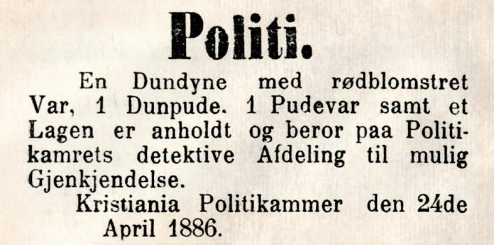 Dagbladet, 1886