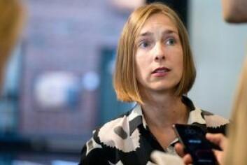 Forsknings- og høyere utdanningsminister Iselin Nybø er enig i at det burde bygges flere studentboliger. Foto: Audun Braastad / NTB scanpix