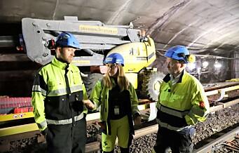 AP vil sette av rekordsum til vedlikehold og rehabilitering av T-banen