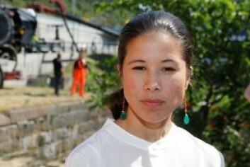 Byråd for miljø og samferdsel, Lan Marie Berg, mener hun har overholdt informasjonsplikten overfor bystyret i Oslo. Arkivfoto: Ole Berg-Rusten / NTB scanpix