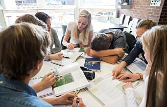 – Oslo Høyres forslag om fraværsgrense i skolen: det verste er at politikerne ikke hører på elevene