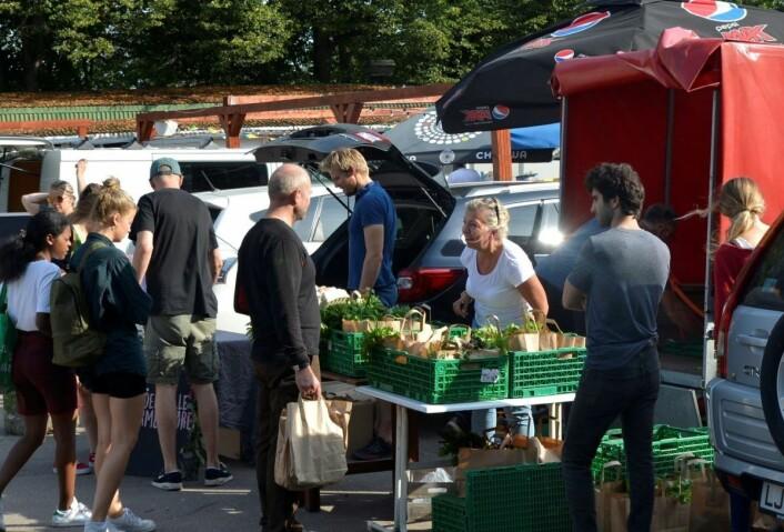 Oslofolk er sultne på Reko-produkter, og fenomenet vokser raskt. Foto: Gustav S. Nyquist