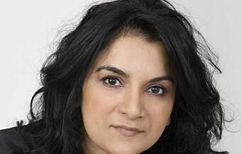 — Politikerne må bli flinkere til å gjennomskue rasisme, mener Iffit Qureshi (52)