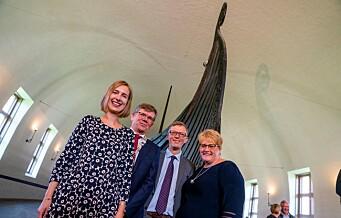 Regjeringen gir klarsignal til nytt vikingtidsmuseum på Bygdøy