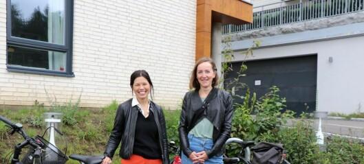 Oslo kommune etablerer tilskuddsordning for sykkelparkering innendørs