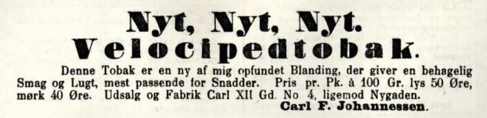 Dagbladet, 1890