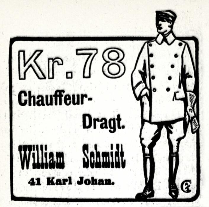 Aftenposten, 1914