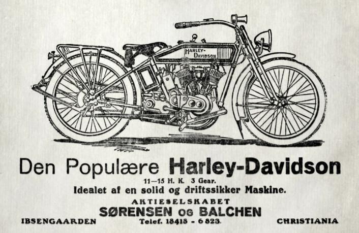 Aftenposten, 1916