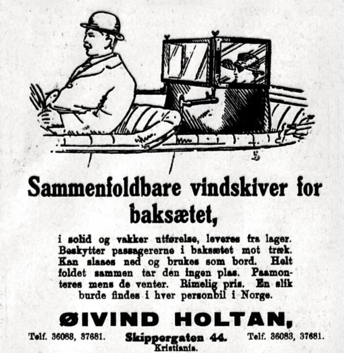 Aftenposten, 1923