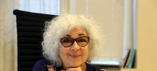 — Politikerne burde tilrettelegge for at flere lærer seg tegnspråket, mener Mira Zuckermann (67)