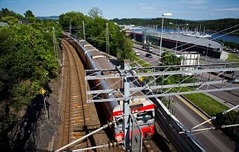 – Mer kollektivtrafikk i Oslo, E18 kan nedskaleres og utsettes