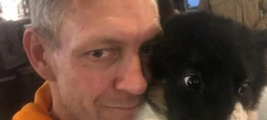 Valpeeier Nicolai konfronterte hundetyv og fikk valpen sin tilbake etter to uker