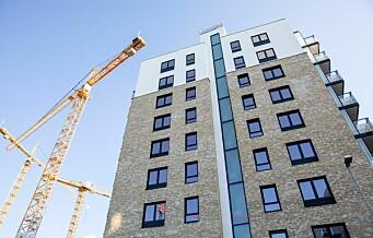 Høyre refser Aps leilighetsnorm i Oslo: - Unge boligkjøpere skyves ut i kulden