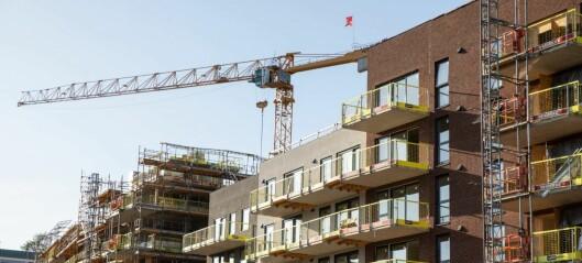 — Boligreform i Oslo – et boligmarked for vanlige folk