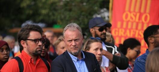 Raymond Johansen advarer mot borgerlig eksperiment med FNB og Frp i Oslo