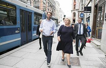 Høyre med kraftig reaksjon mot Raymond Johansen: - Det farlige eksperimentet foregår i Oslo-skolen med dagens byråd