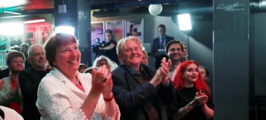 Oslo-ordfører Marianne Borgen (SV) vil ha med Rødt i byråd