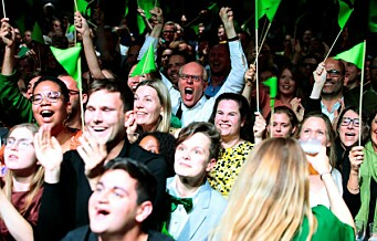 MDG største parti på Grünerløkka og Sagene. Er nest størst i tre andre sentrumsbydeler